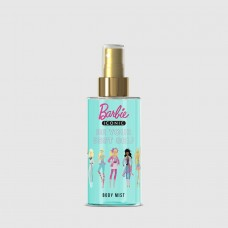 Bi Es BARBIE ICONIC Be Your Best Self '80 Body Mist Део Спрей за Тяло