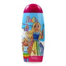Bi Es BARBIE Dreamtopia Body wash & Shampoo 2in1 Душ Гел и Шампоан за коса