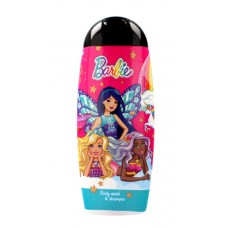 Bi Es BARBIE You Can Be a Dreamer Body wash & Shampoo 2in1 Душ Гел и Шампоан за коса