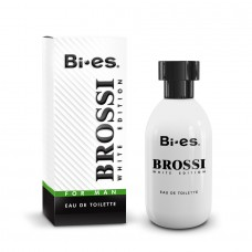 BS BROSSI WHITE EDT 100ml