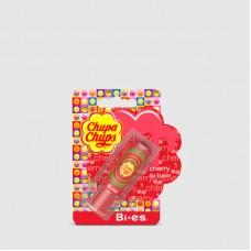 Bi Es Chupa Chups Lip Balm Cherry Балсам за Устни