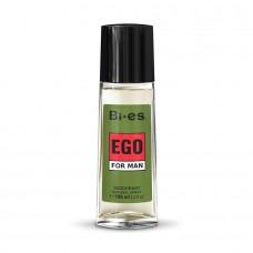 Bi Es EGO Green DEO NATURAL SPRAY Дезодорант Спрей