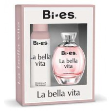BS LA BELLA VITA SET EDP + DEO