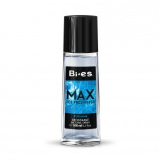 BS MAX ICE FRESHNESS DEO NATURAL SPRAY Дезодорант Спрей