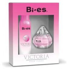 BS VICTORIA FEMME SET EDP + DEO