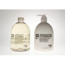 Broaer GLOBAL PLEX with hyaluronic acid 2 x 500ml