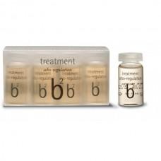 Broaer TREATMENT SEBO REGULATION 12х10ml Ампули за Мазна коса и Скалп