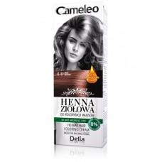 D CAMELEO Herbal Крем къна 75гр. 4.0 brown