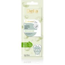 D BOTANICAL Flow Cleansing Green Face Mask Маска за Лице Зелена Глина и Кокосова вода