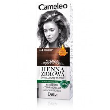 D CAMELEO Herbal Крем къна 75гр. 4.4 spicy brown