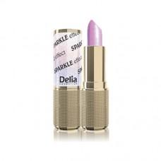 D Lip stick Be Glamour Cream Glow Sparkle 602 funny girl Блестящо Крем Червило с 3D ефект