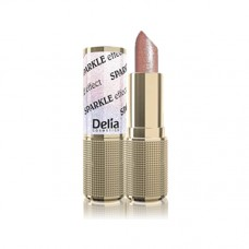 D Lip stick Be Glamour Cream Glow Sparkle 604 lucky you Блестящо Крем Червило с 3D ефект