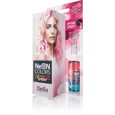 D CAMELEO NEON COLORS Express SPRAY Pink Оцветяващ Спрей за Блондирана Коса