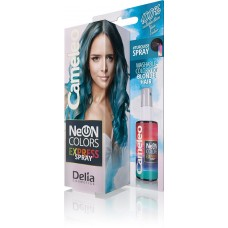 D CAMELEO NEON COLORS Express SPRAY 55ml Turquoise