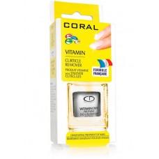 D Coral PH VITAMIN Cuticle Remover За премахване на кожички
