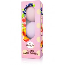 D Dairy Fun Bath Bombs Соли за вана