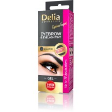 D Eyebrow Expert Instant Eyebrow & Lashes Tint - Gel Graphite 1.1 Инстантна Гел Боя за Вежди и Мигли