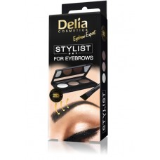 D Eyebrow Stylist Set Комплект Сенки за Вежди