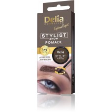 D Eyebrow Stylist Brow Pomade Light Brown Помада за вежди