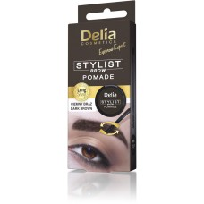 D Eyebrow Stylist Brow Pomade Dark Brown Помада за вежди
