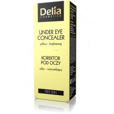 D Free skin Face Concealer Жълт Коректор