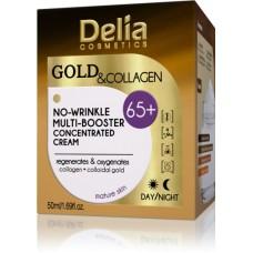 D Gold & Collagen Anti-Wrinkle Cream Concentrate 65+ Крем против бръчки Злато & Колаген
