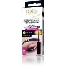 D Eyebrow Expert Instant Eyebrow Tint Инстантна боя за вежди Черна