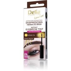D Eyebrow Expert Instant Eyebrow Tint Инстантна боя за вежди Кафява