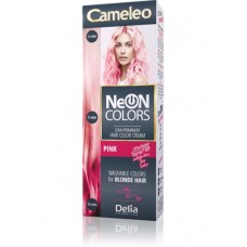 D CAMELEO NEON Semi-permanent Hair Color Pink Неонова Боя за коса Розова