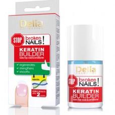 D Stop / Help for Nails Keratin Builder for Broken Nails Заздравител за нокти с Кератин