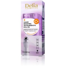 D White Fusion C+ Околоочен изсветляващ ролон и против петна