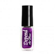 DEPEND 29301066 ЛАК РИСУВАНЕ Purple