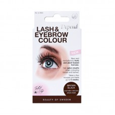 DEPEND 4905 Perfect Eye Lash & Eyebrow Colour BROWN BLACK Боя за вежди и мигли Кафяво Черна