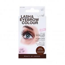 DEPEND 4906 Perfect Eye Lash & Eyebrow Colour DARK BROWN Боя за вежди и мигли Тъмно Кафява
