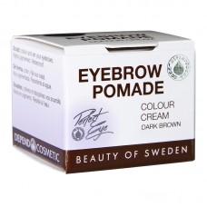 DEPEND 4936 Perfect Eye Eyebrow Pomade Colour Cream DARK BROWN Оцветяваща Помада за Вежди