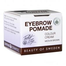 DEPEND 4937 Perfect Eye Eyebrow Pomade Colour Cream MEDIUM BROWN Оцветяваща Помада за Вежди