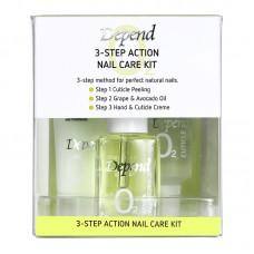DEPEND 8941 3-Step Action Set O2-ƒ
