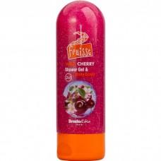 FRUISSE Shower Gel & Body Scrub Wild Cherry