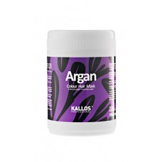 KALLOS HAIR MASK ARGAN COLOUR