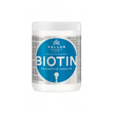 KALLOS HAIR MASK BIOTIN