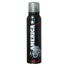 AMERICA BLACK Дамски дезодорант