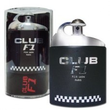 CLUB F1 BLACK EDT 100MLL